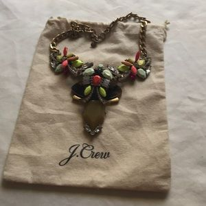 Jeweled Necklace multicolored